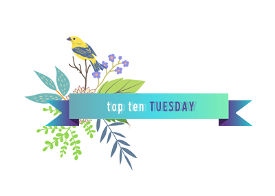 Top Ten Tuesday, TTT