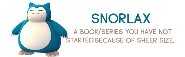 A book/series you have not started because of sheer size