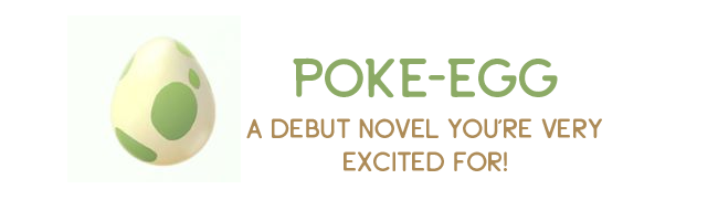 A debut novel you're very excited for !