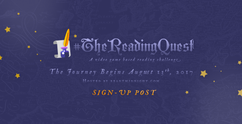 The Reading Quest Sign Up Post