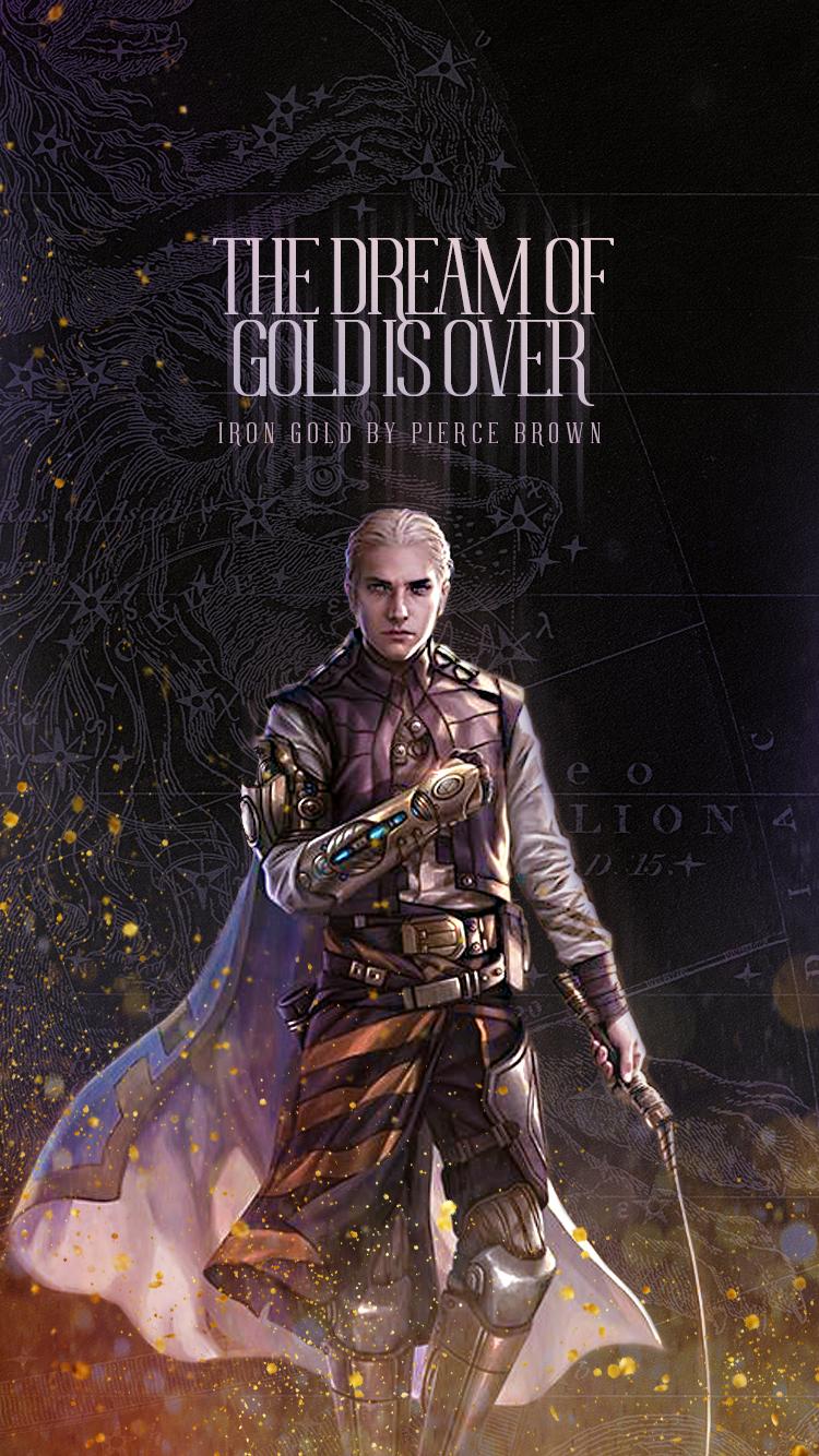 Iron Gold Lysander