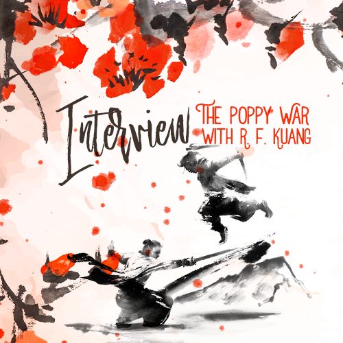 The Poppy War Interview